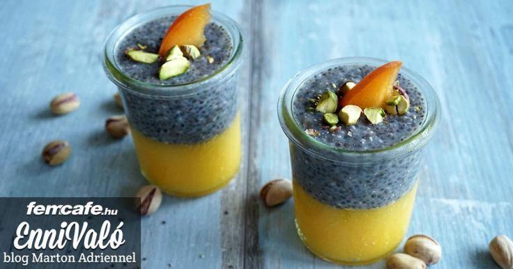 Mangóschiapuding - Nyári egészségbomba, ami hamar a család kedvence lesz   Femcafe