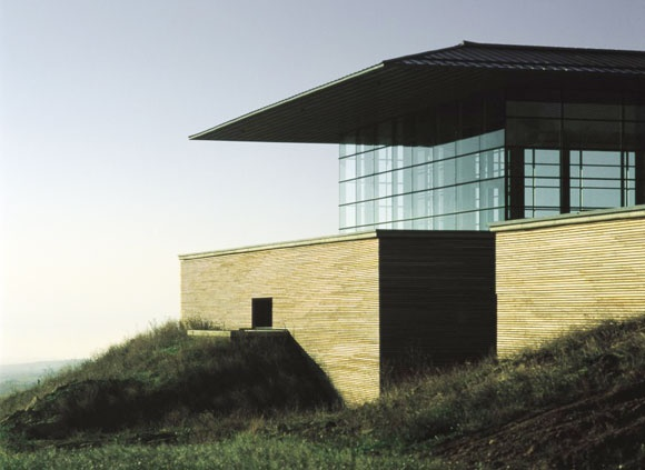 Top 5 Design Wineries in La Rioja, #Spain: Bodegas Baigorri