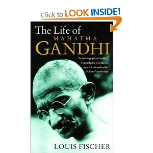 The Life Of Mahatma Gandhi Great Book Books And border=
