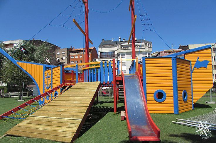 9 Parques con Tirolina en 20 fotos | Vigopeques - Familias con niños en Vigo y Galicia: ocio, ideas y ayudas
