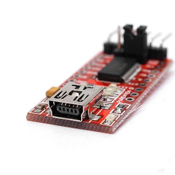Geekcreit® FT232RL FTDI USB naar Serieel converter adapter Module voor Arduino - US$2.49