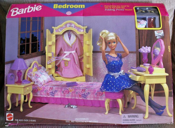 Best 25+ Barbie bedroom set ideas on Pinterest   DIY wooden ...