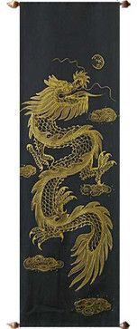 Martial Dragon asian-prints-and-posters