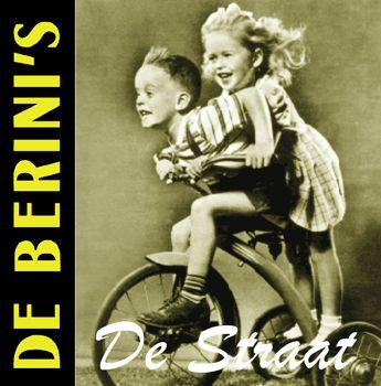 Ontwerp & vormgeving CD boekje Berini's
