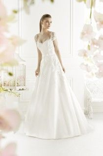 Galite Dress Avenue Diagonal - Butterfly Code | Rochii de mireasa Butterfly Code | Wedding Dress Butterfly Code