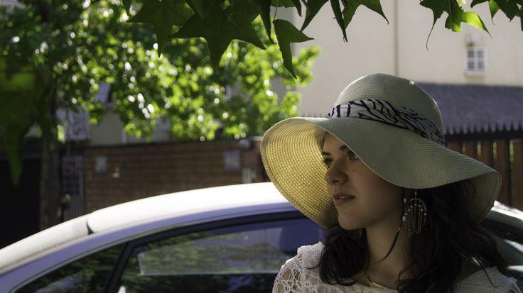 boho chic hat