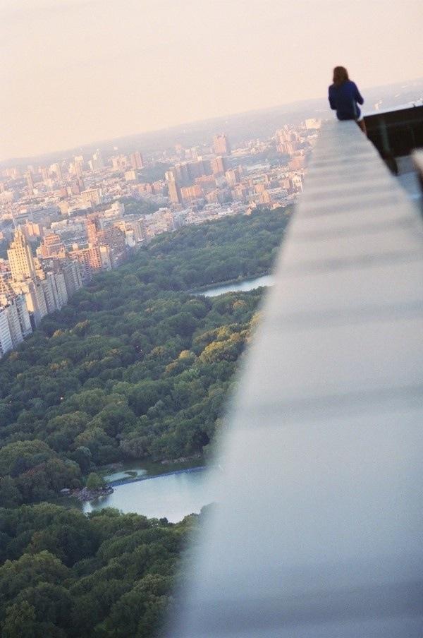 New York on the edge #breathtaking