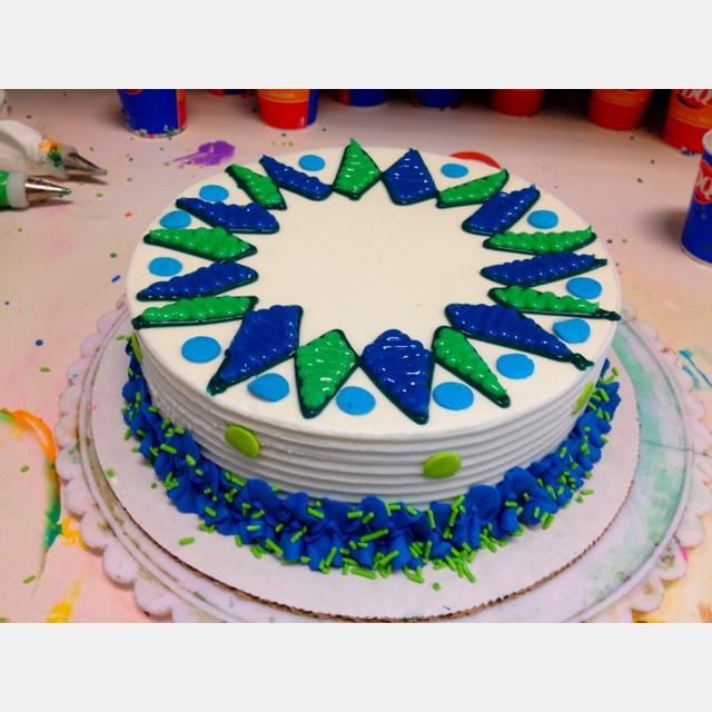 Dq Ice Cream Cake Designs Canada