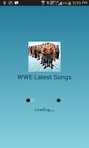 WWE Latest Songs<br>WWE Latest Songs is a music app made for all you WWE Fans.<br>By this application you can listen to the best of WWWE Songs <p>WWE Songs Included in this app<p>Batista,<br>Bobby Lashley,<br>Evan Bourne,<br>CM Punk,<br>Chavito Ardiente,<br>Chris Jericho,<br>Drew McIntyre,<br>Edge,Evolution,<br>Lambeg,<br>Hornswoggle,<br>Dolph Ziggler,<br>The Miz,<br>Jeff Hardy,<br>John Bradshawn,<br>John Cena,<br>John Morrison,<br>Christian,<br>Kane,<br>Kofi Kingston,<br>M.V.P,<br>Matt…