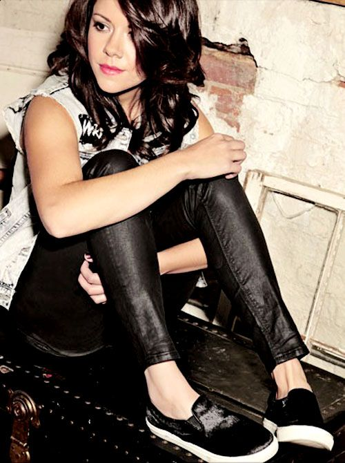 tay jardine she so pretty! i also love her style