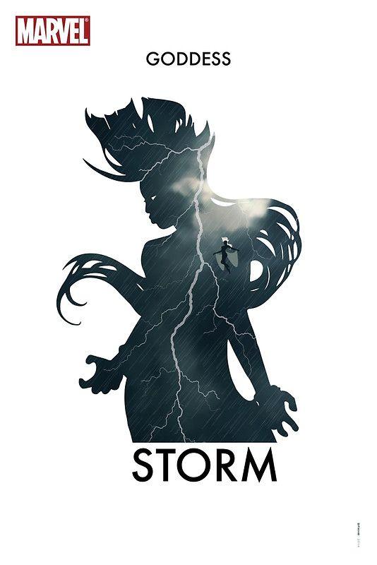 Storm, Goddess