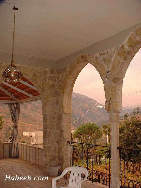 Lebanese traditional architecture