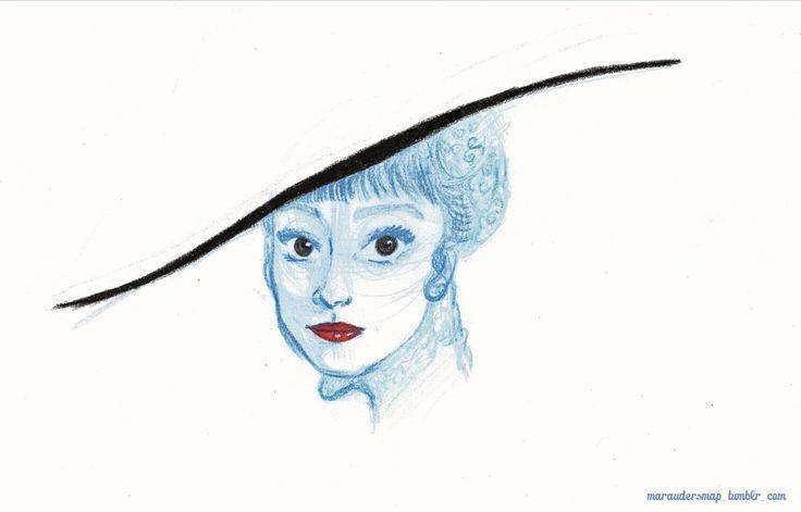 Audrey Hepburn - My Fair Lady  #audrey hepburn #my fair lady #fanart