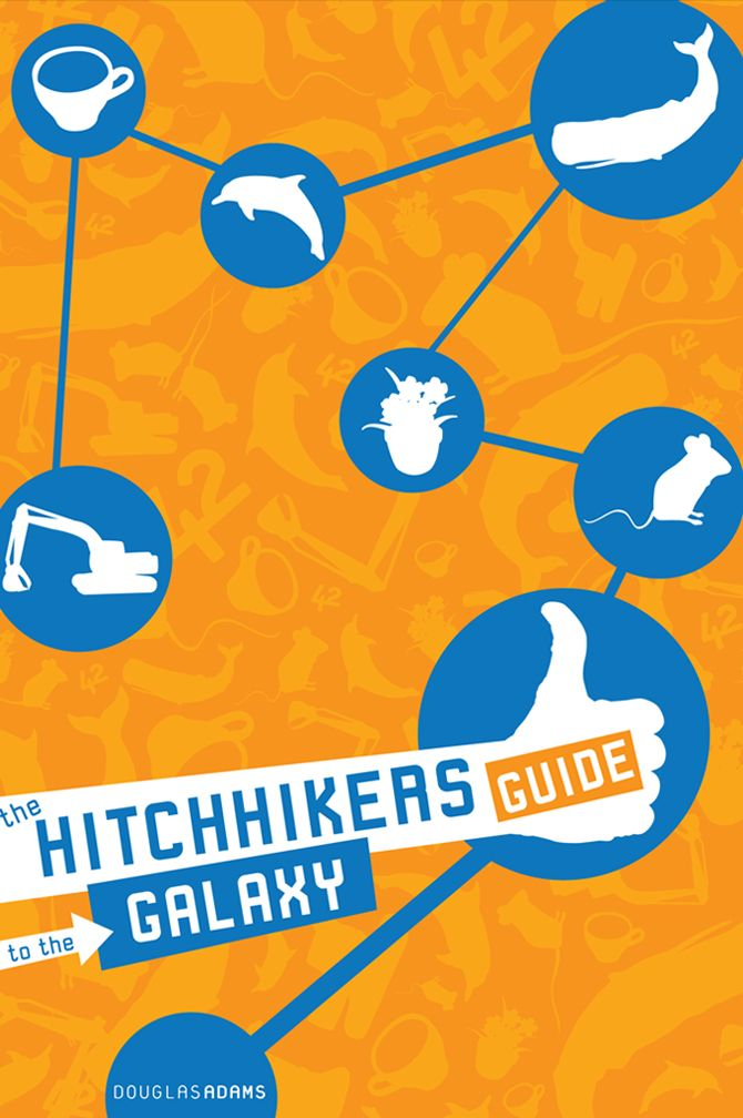 the hitchhikers guide to the galaxy book review