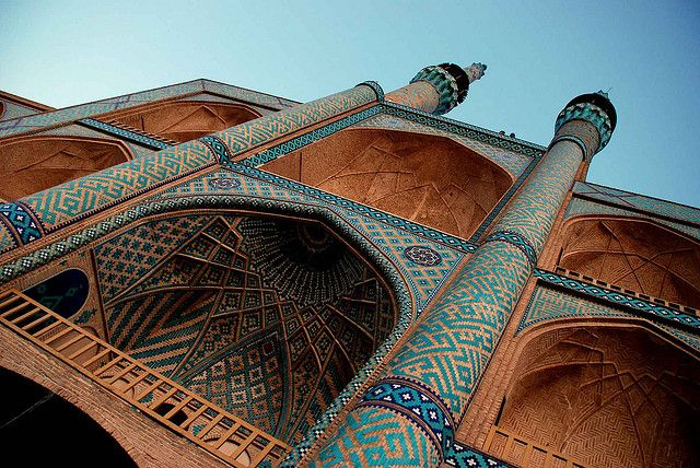 A pictorial tour of #Yazd amir chakhmaq by Bitxuverinosa, via Flickr