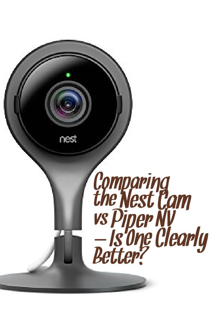 Google's Nest Cam (formerly the Dropcam, before Google acquired the company) is a newcomer in a market full of small surveillance or home monitoring cameras. IControl is a more established brand, and its Piper nv is its latest model. The Piper's rather mouthy product title, Smart Home Security System with Immersive Video Camera and Home Automation Controls, does at least explain exactly what the product does.