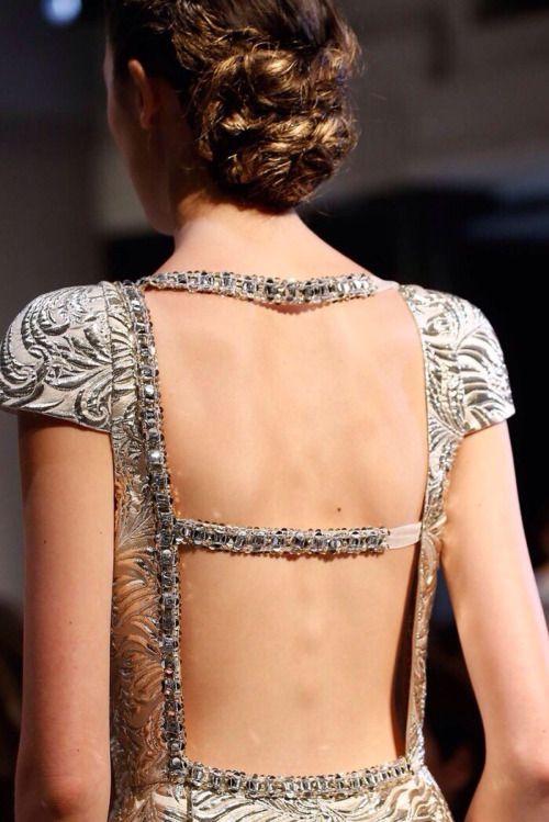 empress-empire:  Schiaparelli F/W15 Couture