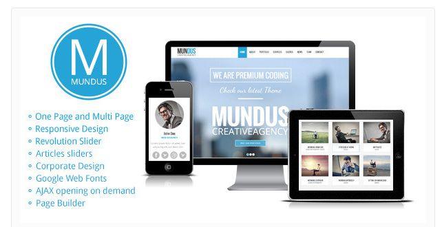 21 Best Selling WordPress Themes