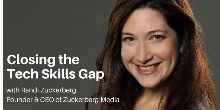 Ramon Ray, publisher of Smart Hustle Magazine spoke with Randi Zuckerberg, founder and CEO of Zuckerberg Media, on what role small business owners need to play in closing the tech skills gap. Check out the full interview here…