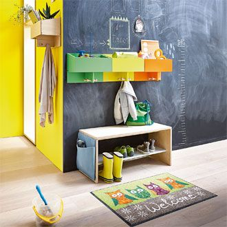 best 20 garderobe f r kinder ideas on pinterest. Black Bedroom Furniture Sets. Home Design Ideas