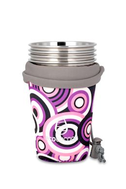 Mothers Day Gift Idea - ECOCOCOON Set of 4 Stainless Steel Drink Cups with pouch, $28.00 (http://www.ecoshopperth.com.au/sale-ecococoon-stainless-steel-cup-sets/)
