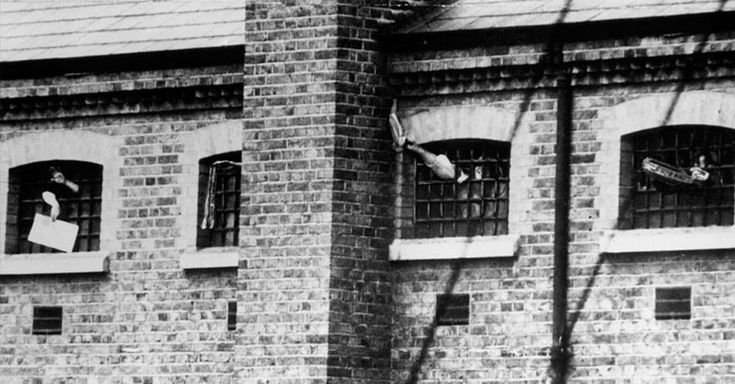 PROF. FÁBIO MADRUGA: Prisão, coisa do passado