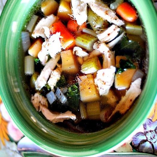 celeriac soup with gruyere recipes dishmaps thick celeriac soup the ...