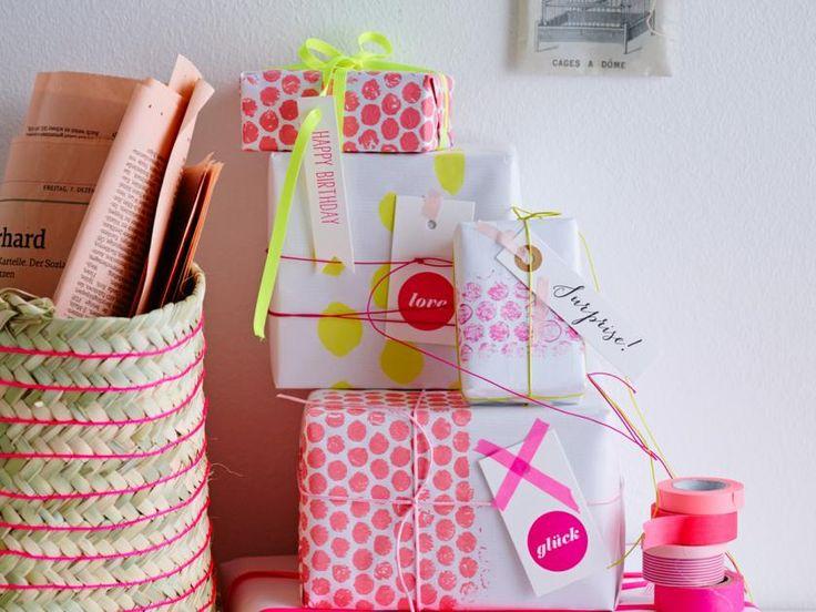 Egal, Ob Zum Selber Machen Oder Kaufen U2013 Geschenke Zum Valentinstag Kommen  Von Herzen!