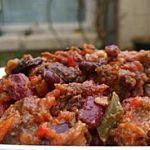 Recette Chili con carne maison