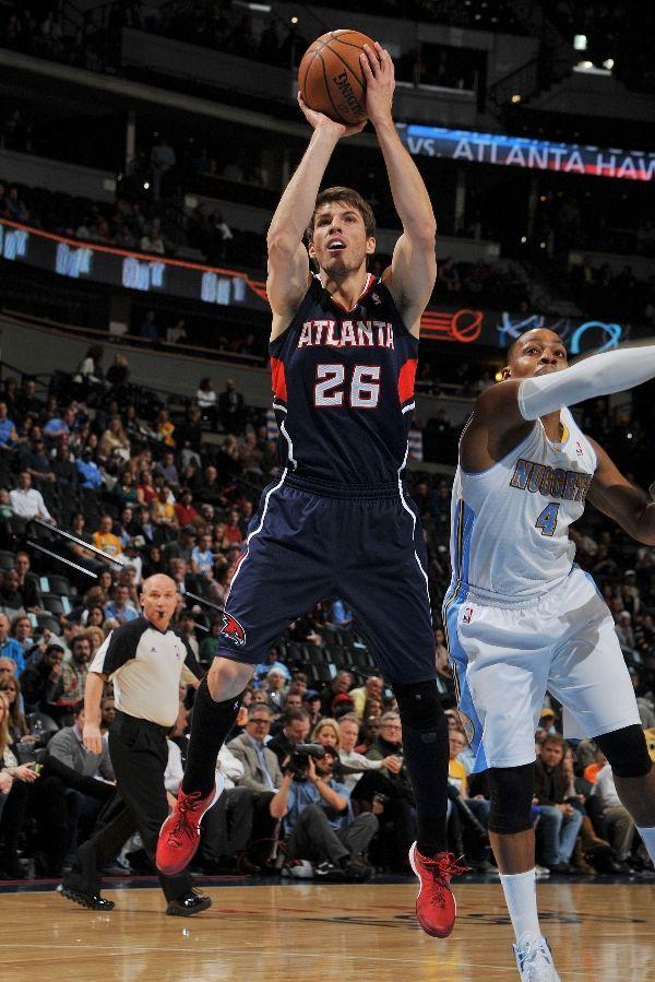 Atlanta Hawks Basketball - Hawks Photos - ESPN - Kyle Korver Rocks!