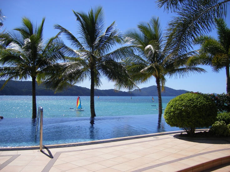 The Beach Club at Hamilton Island, in the Whitsundays. Loved it. Will return one day.