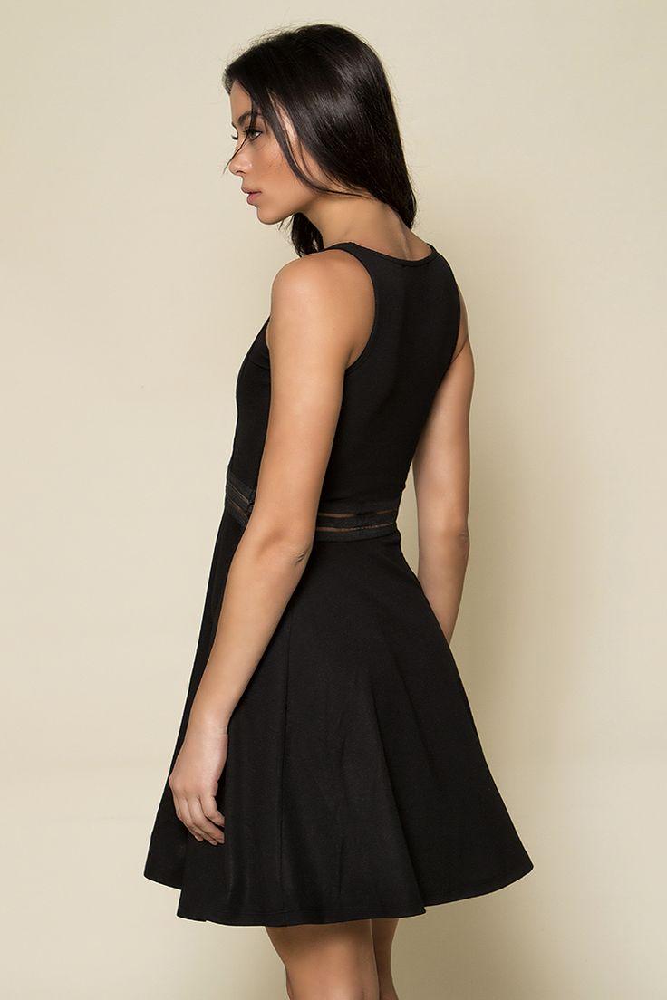 Skater Φόρεμα - ΡΟΥΧΑ -> Φορέματα & Φόρμες | Made of Grace