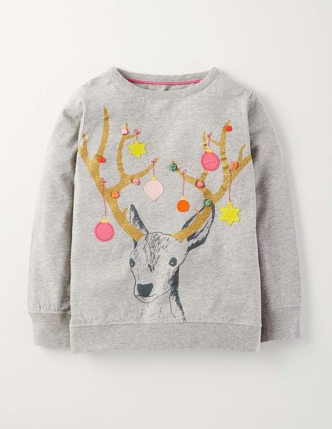 A lighter alternative to a Christmas jumper with all of the fun x
