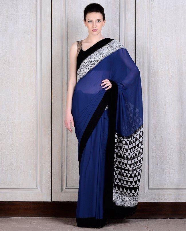 Manish Malhotra sari 2014 #sari