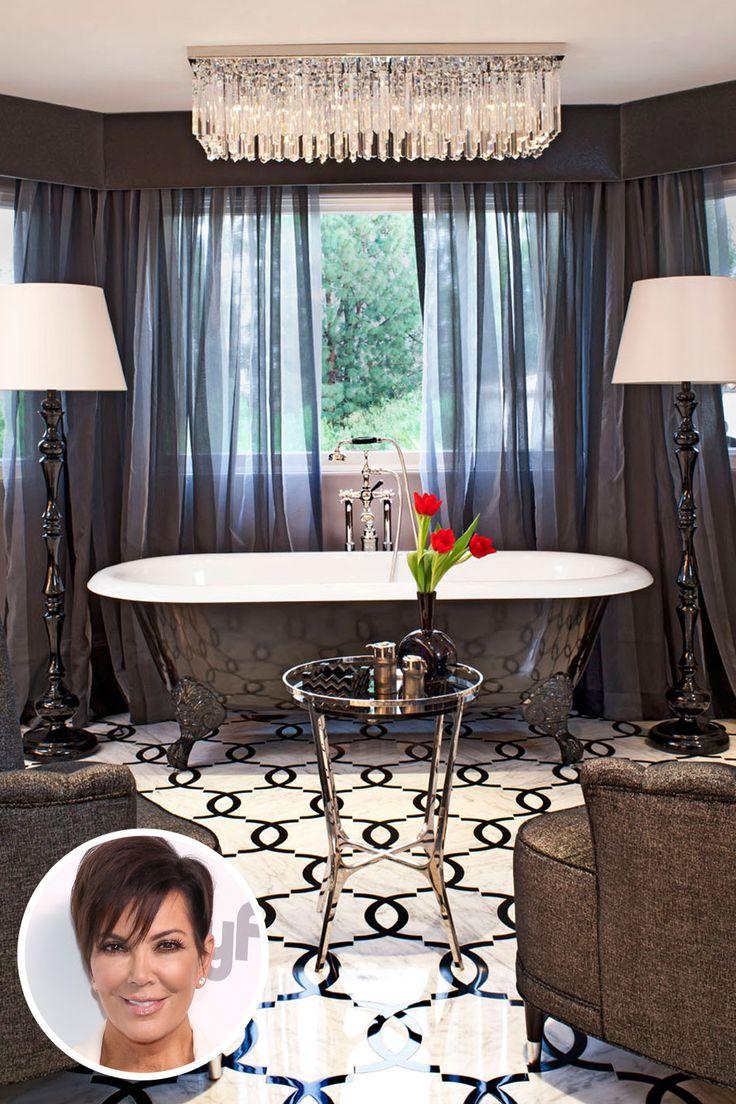 Kris Jenner - Designed by Jeff Andrews - HarpersBAZAAR.com