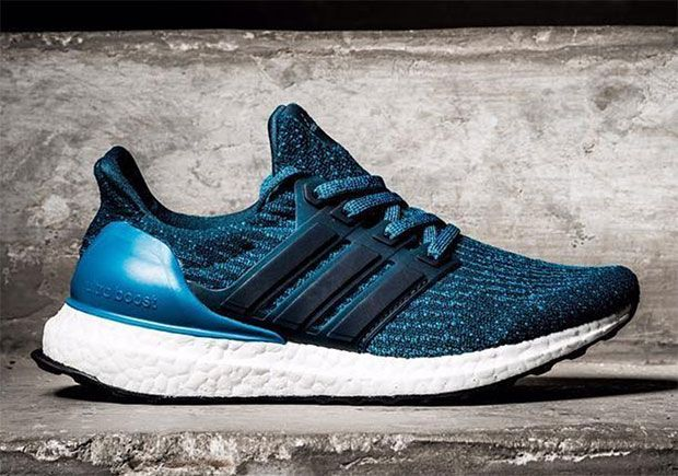 adidas Ultra Boost 2017: Blue Adidas Women's Shoes amzn.to