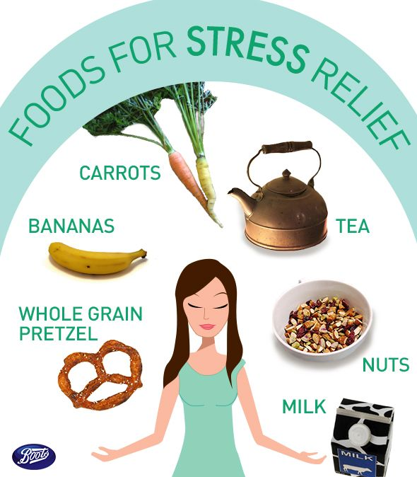 Is There A Food To Eat To Relieve Anxiety