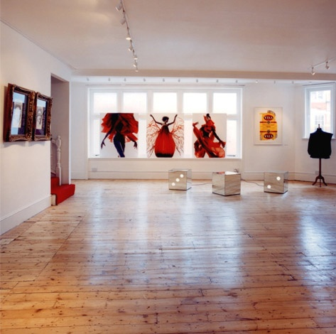 The Gallery Soho, is a great central London exhibition space well suited for an art