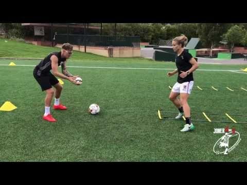The best of Sydney FC and current Matilda Georgia Yeoman-Dale!! - Joner 1on1 - YouTube
