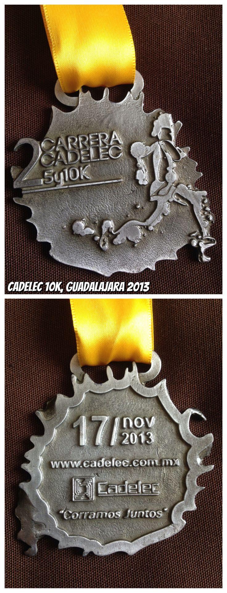 CADELEC 10K @ Guadalajara 2013