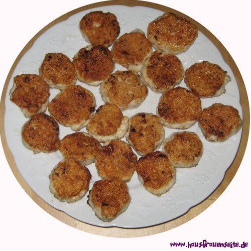 scharfe Ingwer-Fischbällchen - Fischfrikadellen-unsere scharfen Ingwer-Fischbällchen sind Rotbarsch mit Ingwer in Frikadellenform laktosefrei glutenfrei
