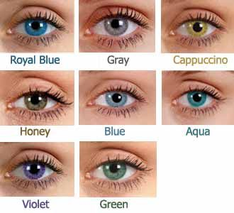 Cheap Colored Contact Lenses - Cheap Colored Contact ...