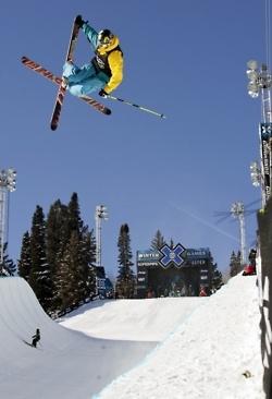 Ski X Games - sport events