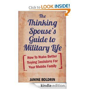 21 best milspouse books images on pinterest military families adding to my must read list the thinking spouses guide to military life how to make better buying decisions for your mobile family fandeluxe Images