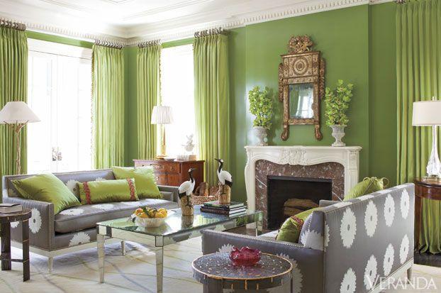 Apple Green Laquer
