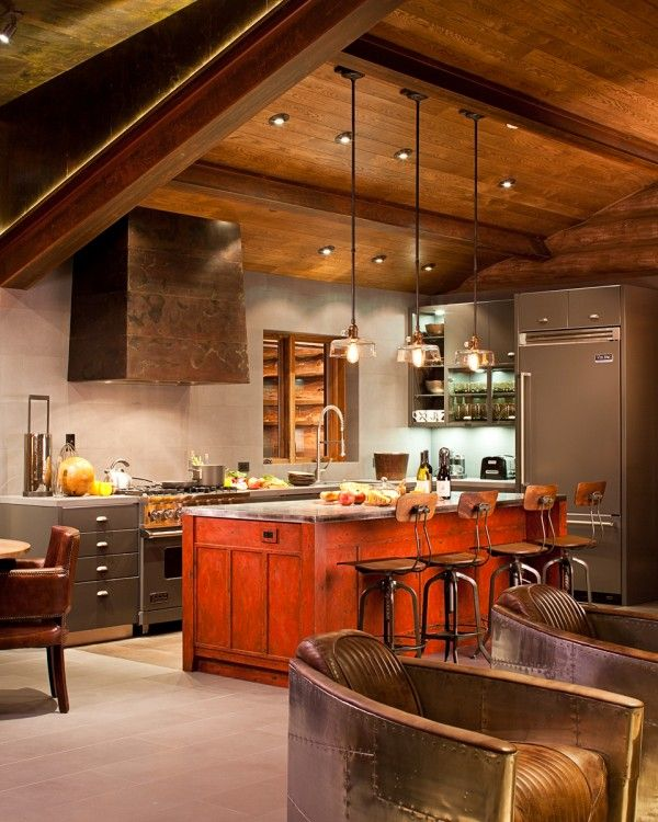 1000+ Ideas About Small Cabin Kitchens On Pinterest