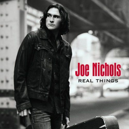 Joe Nichols of Rogers, Arkansas, a young country music singer who rose to prominence in 2002 with The Impossible He only had minor hits before then. Description from mp3-download.me. I searched for this on bing.com/images