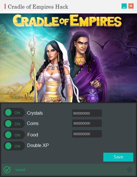 Cradle of Empires Hack Tool ~ 23 gp king