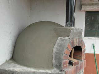 River Cottage - How I built my Wood Fired Bread Oven                                                                                                                                                                                 More