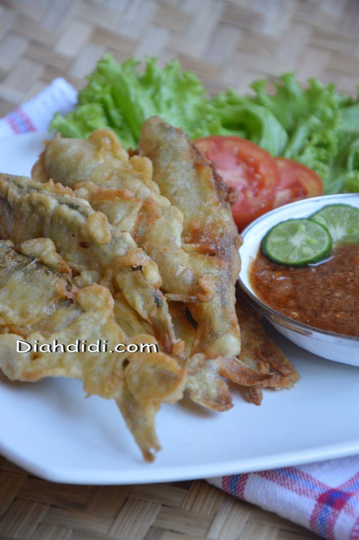 Diah Didi's Kitchen: Ikan Pindang Bandeng Kemul ( Goreng Tepung )